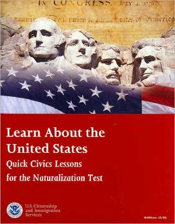Citizenship Lessons cover.