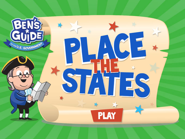 place the state