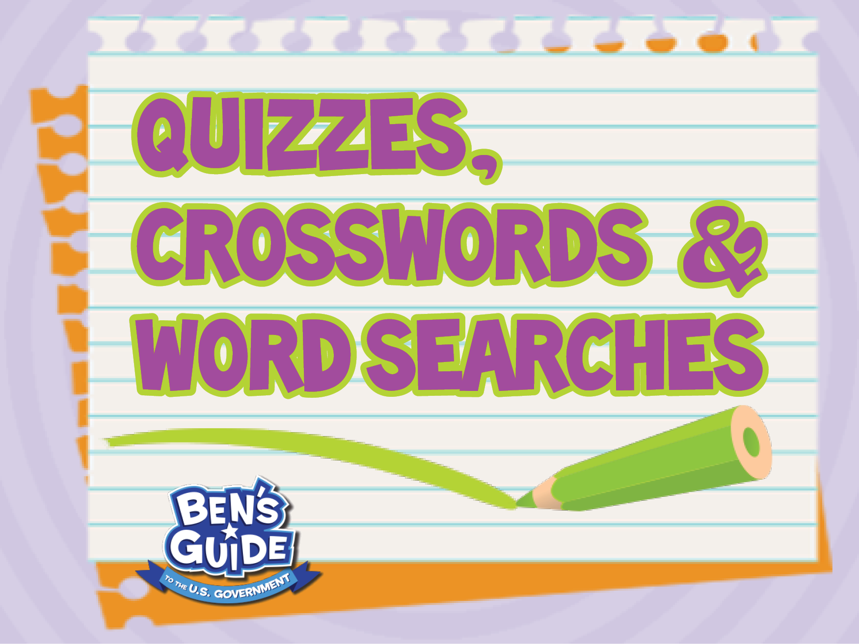 quizzes puzzles wordsearch panel