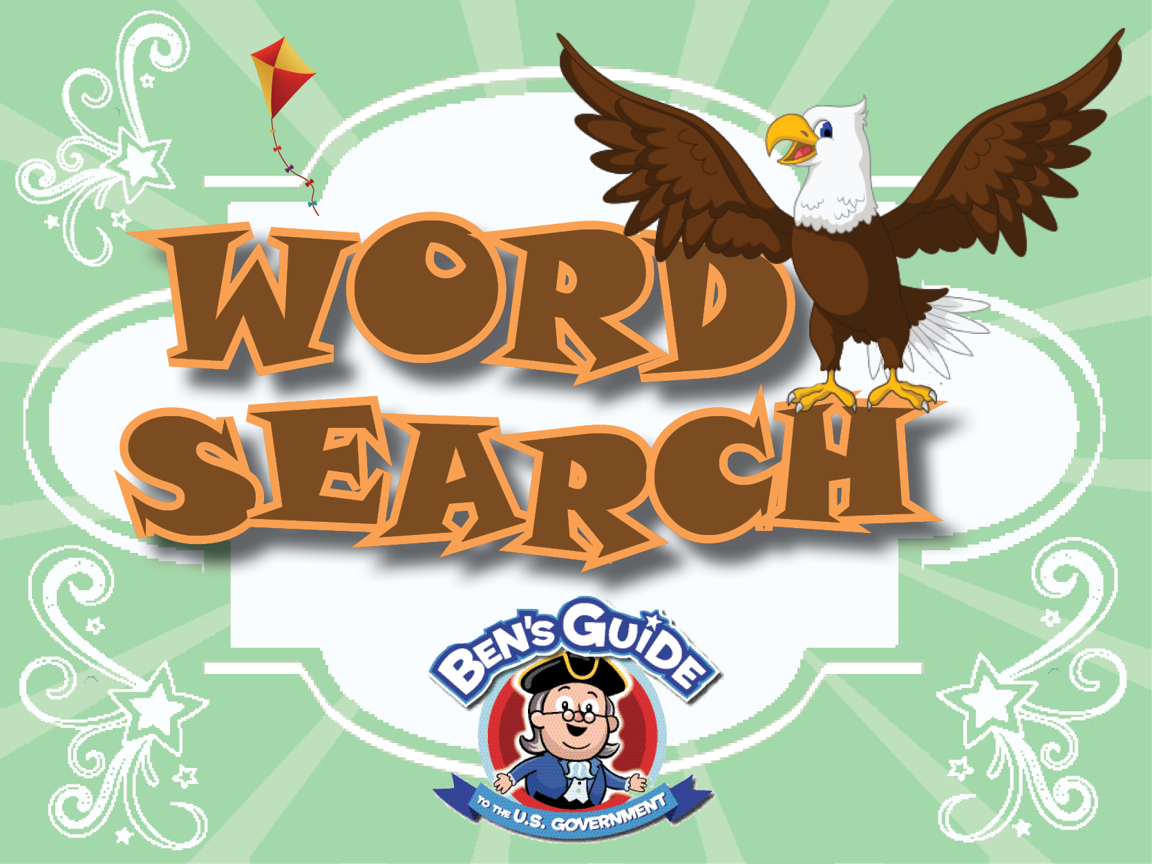 Word Search Game Panel